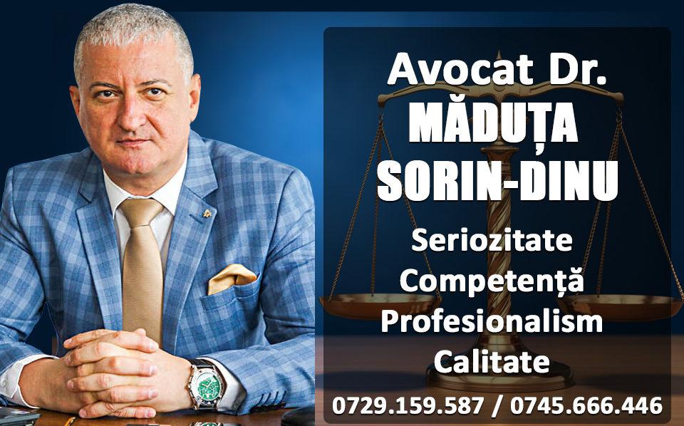 """Cabinet de Avocat """"Măduța Sorin-Dinu"""""""